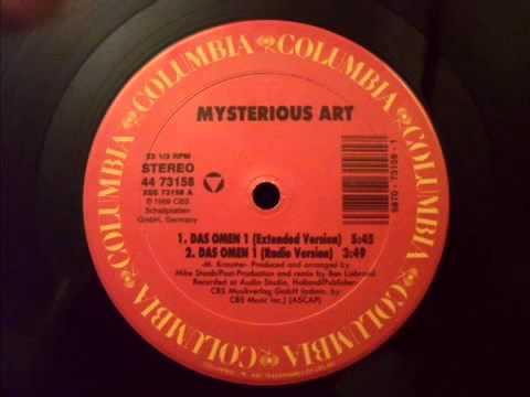 Mysterious art Das Omen 1989