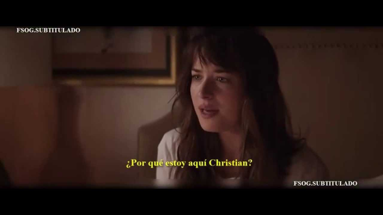 50 sombras de grey escena del hotel youtube