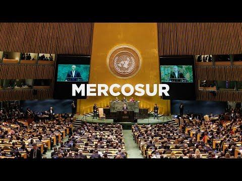 Brazil At UN: Mercosur is Strengthening Ties