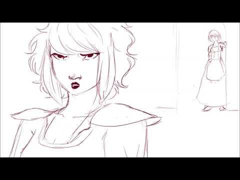 Hellfire [by ANNAPANTSU] [OC Animatic]