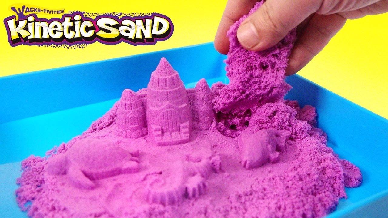 Small Sand Art Picture Kit Hello Kitty