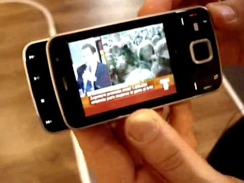 Nokia N96 Preview