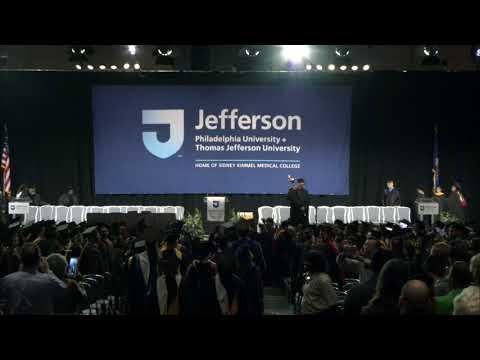 2018 Jefferson - East Falls Campus Graduate Ceremony