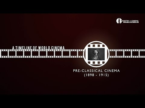 Learn Film History: Pre-Classical Cinema - Timeline of Cinema Ep. 1