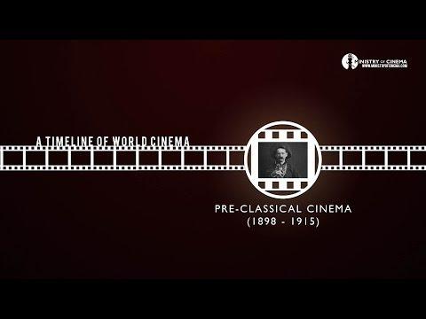 Film History: Pre-Classical Cinema - Timeline Of Cinema Ep. 1