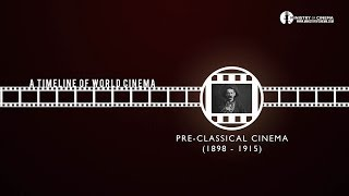 Film History: Pre-Classical Cinema - Timeline of Cinema Ep. 1