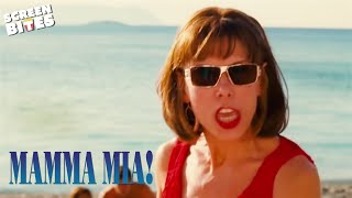 Does Your Mother Know (Christine Baranski & Colin Firth) | Mamma Mia | SceneScreen
