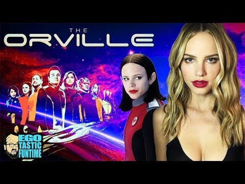 The Orville Moves Forward Without Halston Sage  The Last Summer  TALKING THE ORVILLE