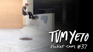 Tum Yeto Pocket Cam #37: Toy Machine team in New Mexico