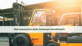 Serwis wózków widłowych naprawa ciągników wynajem podnośników Gdańsk Servis Transport Spedycja