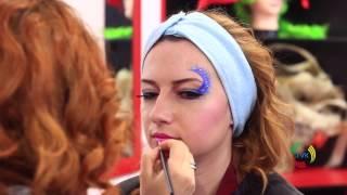 """""""Я хочу стать парикмахером"""". Проект с Али Амановым. TVK 25.01.16"""