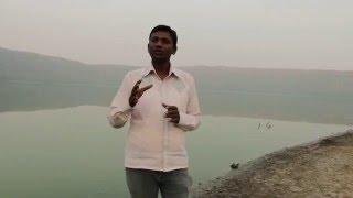 Lonar Crater Lake - Water Test - Language   Marathi