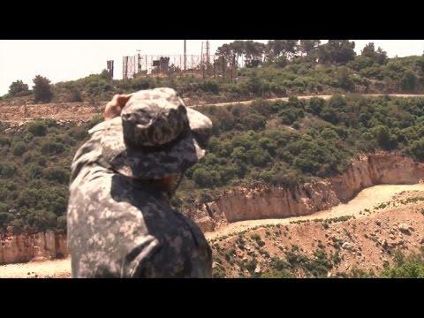حزب الله ينظم جولة للصحافيين على الحدود مع تصعيد اسرائيل لخطابها