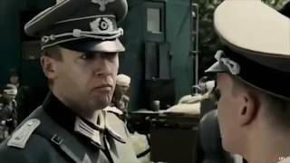Wehrmacht vs SS scene in WW2
