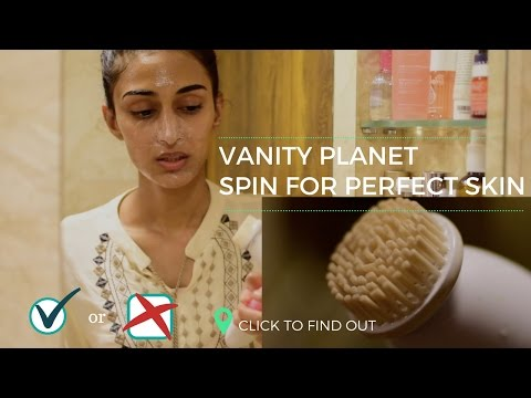 vanity planet spin for perfect skin review