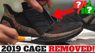 CUSTOM UltraBOOST 2019: CAGE REMOVAL