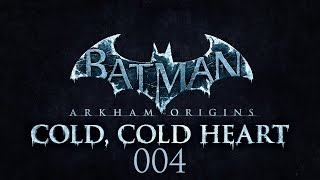 Batman Arlham Origins cold cold heart