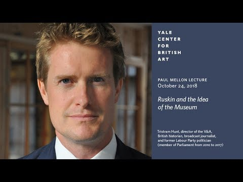 Paul Mellon Lecture | Ruskin and the Idea of the Museum