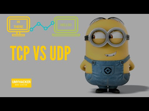 TCP and UDP: Comparison of Transport Protocols