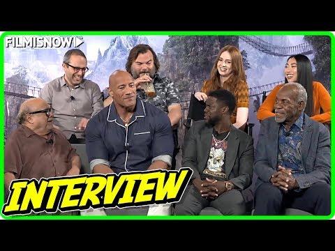 JUMANJI: THE NEXT LEVEL | Cast & Filmmaker Q&A