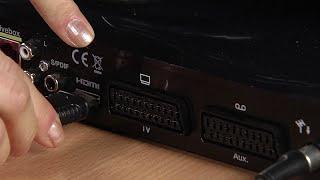 podłączenie dekodera Sagemcom UHD 88 w wersji satelitarnej z modemem Orange FunBox