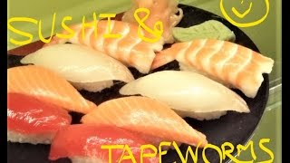 Parasites in the News: Fish Tapeworm (Sushi Lovers Beware)