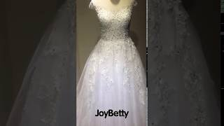 Pleasant Emphasis Ball Gown V-neck Beading Wedding Dresses