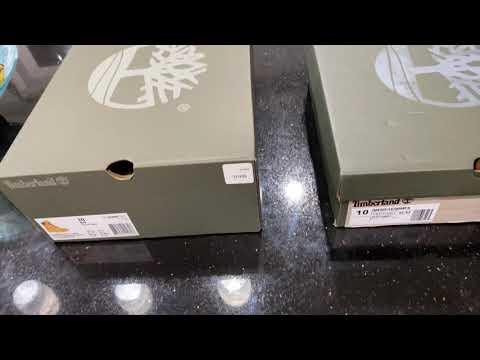 Basic Vs Premium Timberland Boots