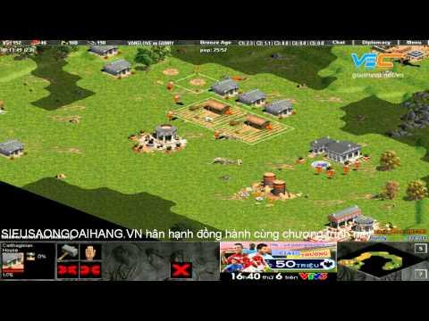 VaneLove vs Gunny C2T3 ngày 23/9/2014 - www.giaitriviet.net.vn