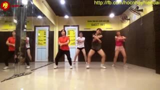 [Học nhảy hiện đại] Sexy Dance - Lớp Kt35