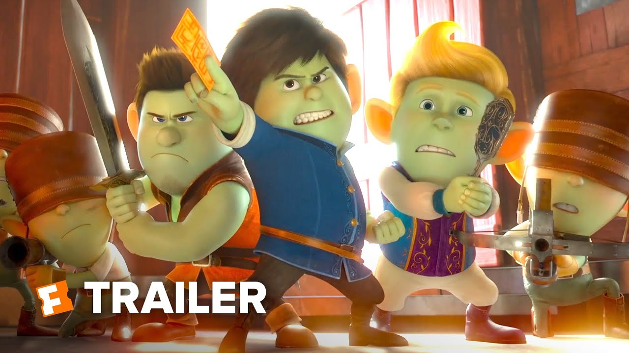 Download Red Shoes and the Seven Dwarfs Exclusive Trailer #1 (2020) | Fandango Family