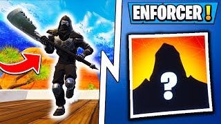 *NEW* Fortnite Road Trip Gameplay! | Enforcer Skin Season 5!