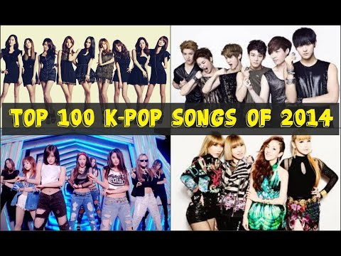 TOP 100 K-POP SONGS OF  January to September