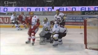 HC Sparta - HC Slavia 4:2 100. derby (11.1. 2014)