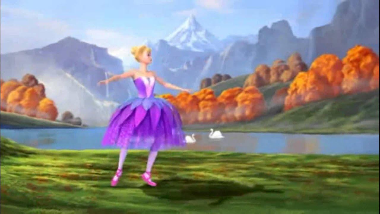 Barbie en La bailarina mágica (Barbie y las zapatillas mágicas ...