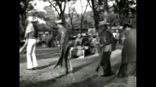 Oklahoma Potawatomi 1: art, music, dance and health
