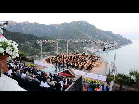 Per l'apertura del Ravello Festival l'Hungarian Radio Symphony Orchestra