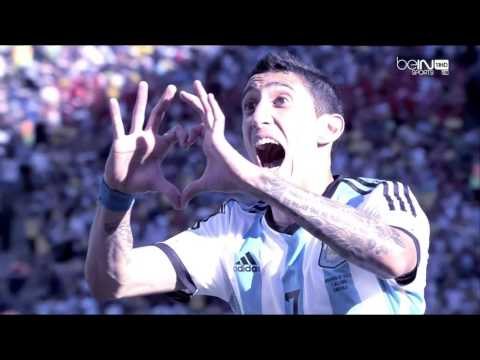 Ángel di María - Argentina Documentary 2016 HD - 09/06/2016