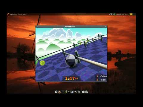 3 of my favorite light weight Linux games