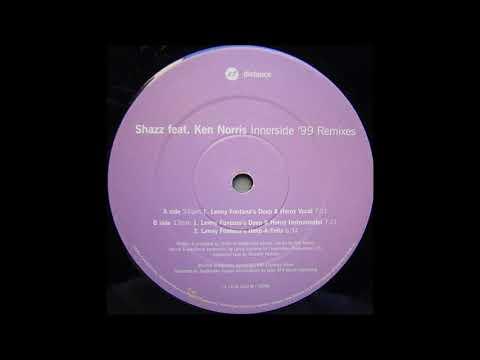 Shazz - Innerside (Lenny Fontana's Instrumental)