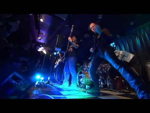 Me performing live with Metallicana (Shinjuku Glamstein 23/11/2016)
