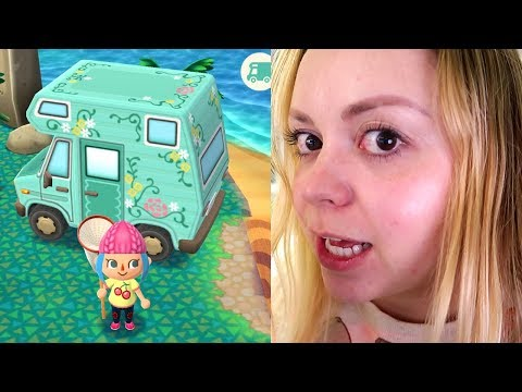 IT'S OUT NOW! Animal Crossing Pocket Camp