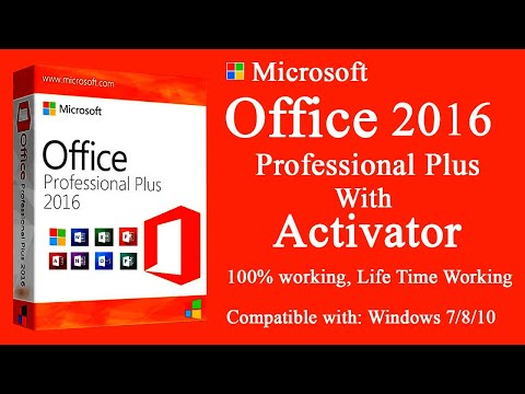 How to Download & Install MS Office 2016 with Activator. 100% working.MS Office 2016 Free download.