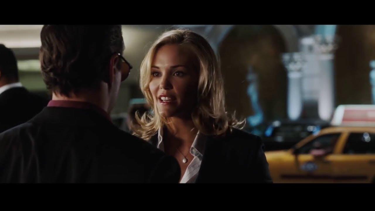 Download Tony Stark Rencontre Christine Everhart ─ Iron Man (2008) CLIP HD