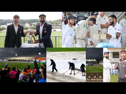 What will happen if World Test Championship final ends in a draw?