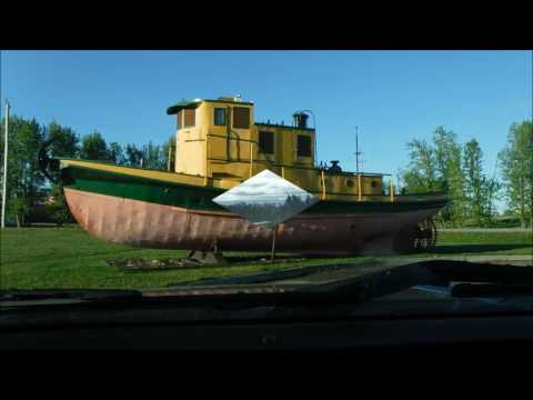 Northern Ontario Drive Exploring Adventure Abanoned