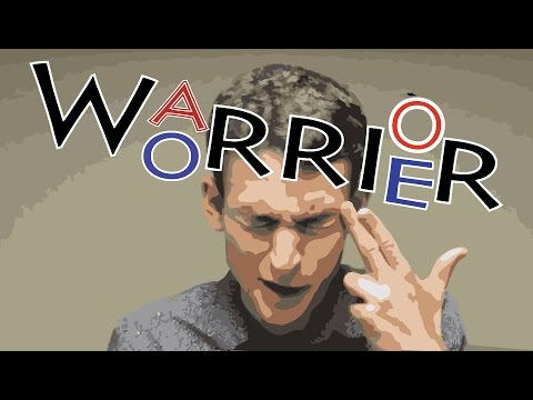 Warrior Worrier—A Spoken Word Poem About Depression & Anxiety