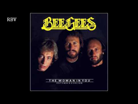 Bee Gees - The Woman in you (Extended) Hq