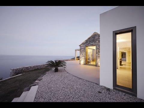 villa melana by valia foufa & panagiotis papassotiriou