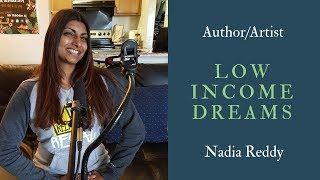 LIDScast Artist/Author Nadia Reddy